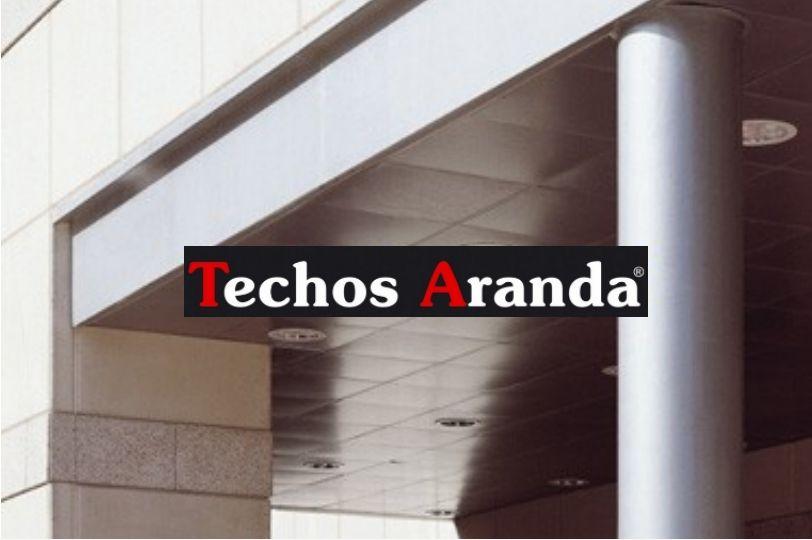 Venta de falsos techos de aluminio en Tías