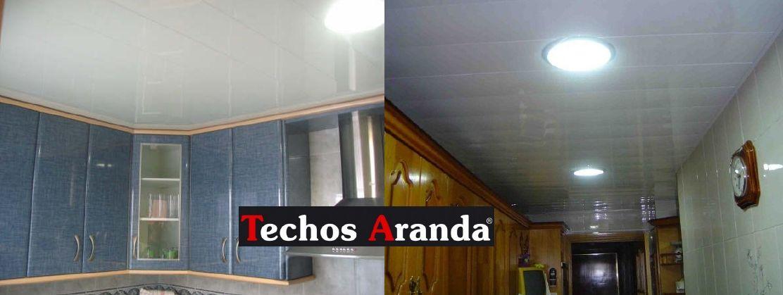 Venta de falsos techos de aluminio en Torrejón de Ardoz