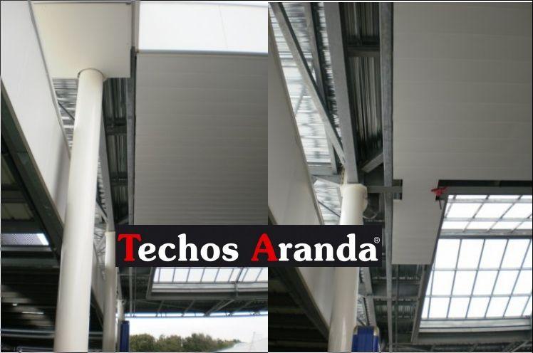 Venta de falsos techos de aluminio en Yecla