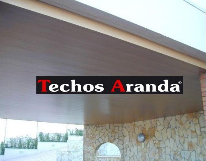 Venta de falsos techos de aluminio en Zarauz