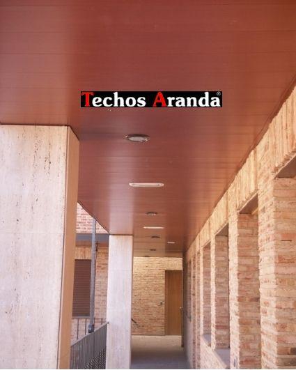 Venta de techos de aluminio en Alcalá de Guadaíra