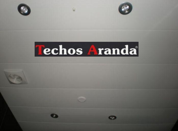 Venta de techos de aluminio en Alcobendas