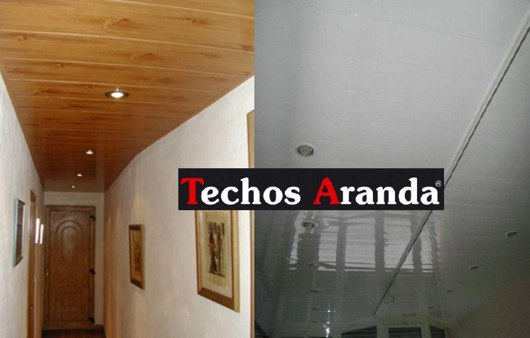 Venta de techos de aluminio en Aranjuez