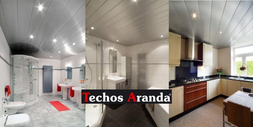 Venta de techos de aluminio en Armilla