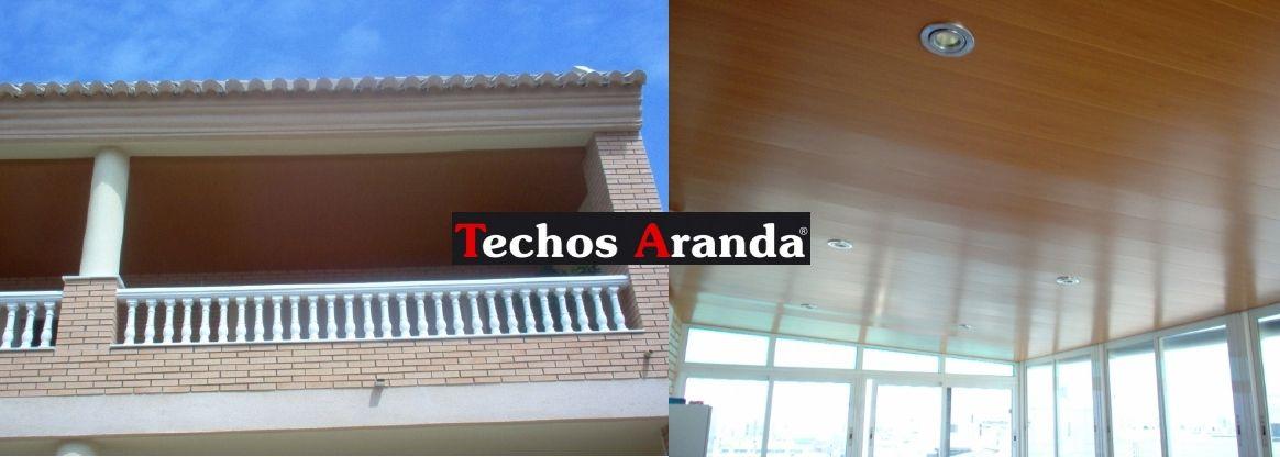 Venta de techos de aluminio en Camargo