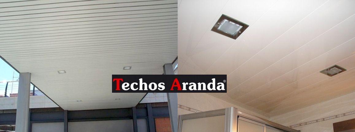Venta de techos de aluminio en Castrillón