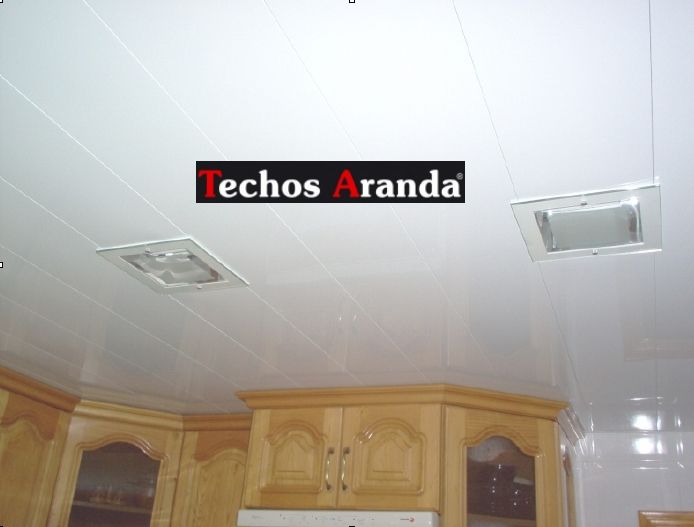 Venta de techos de aluminio en Madrid