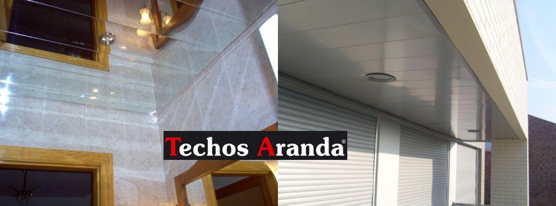 Venta de techos de aluminio en Miranda de Ebro