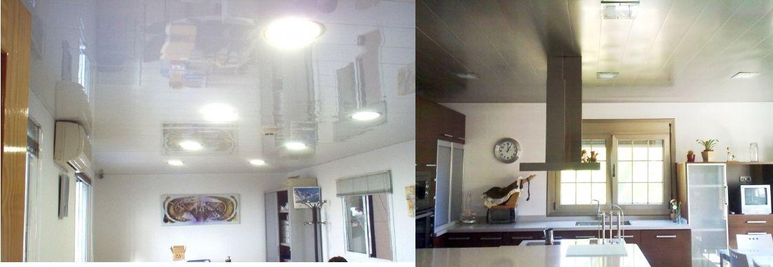 Venta de techos de aluminio en Novelda