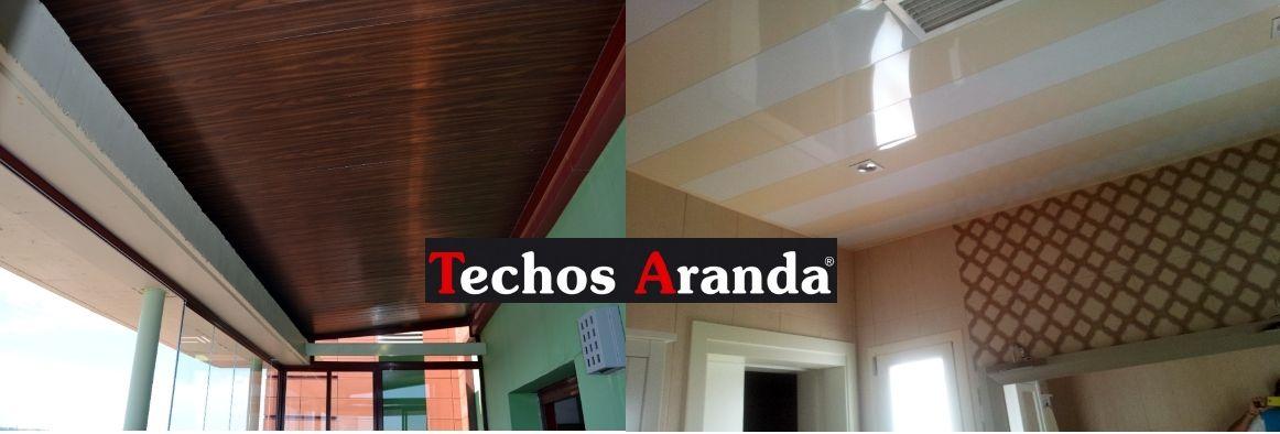 Venta de techos de aluminio en Portugalete