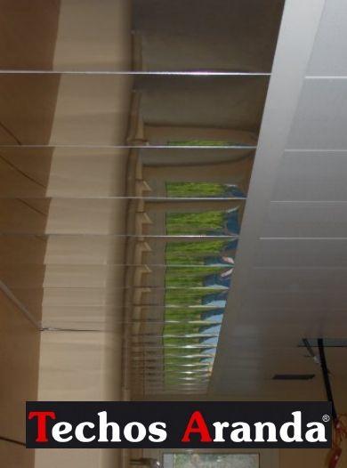 Venta de techos de aluminio en Puenteareas