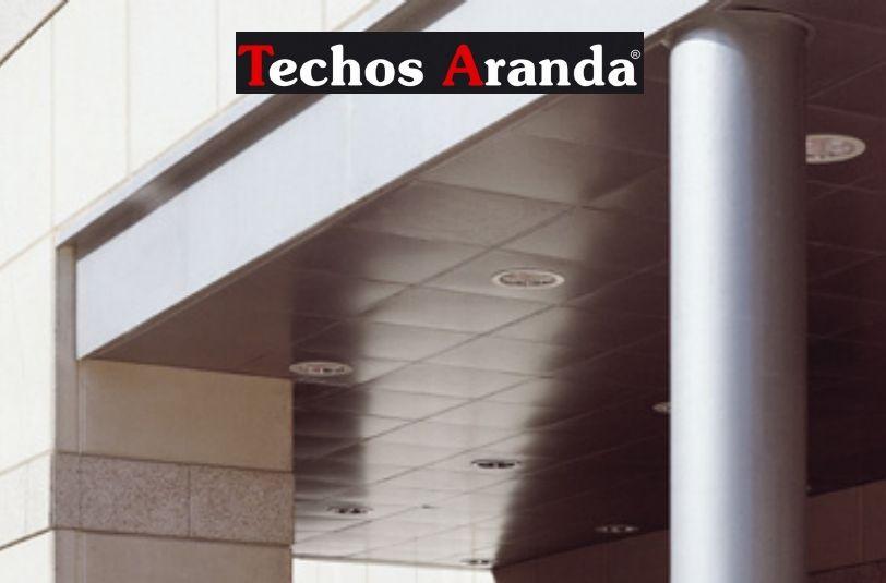 Venta de techos de aluminio en San Fernando