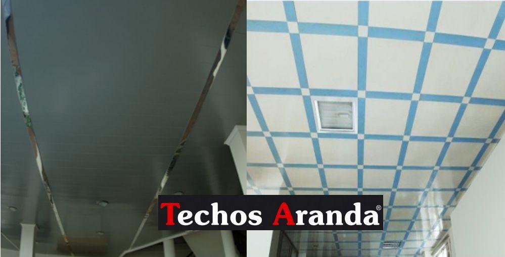 Venta de techos de aluminio en Teguise