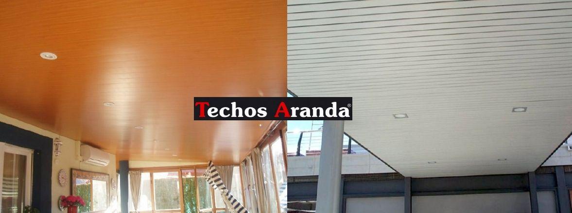 Venta de techos de aluminio en Torrejón de Ardoz