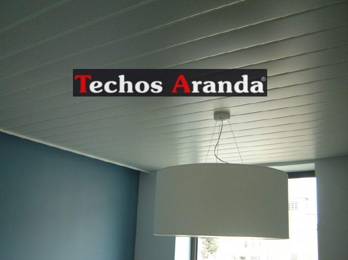 Venta de techos de aluminio en Torrente