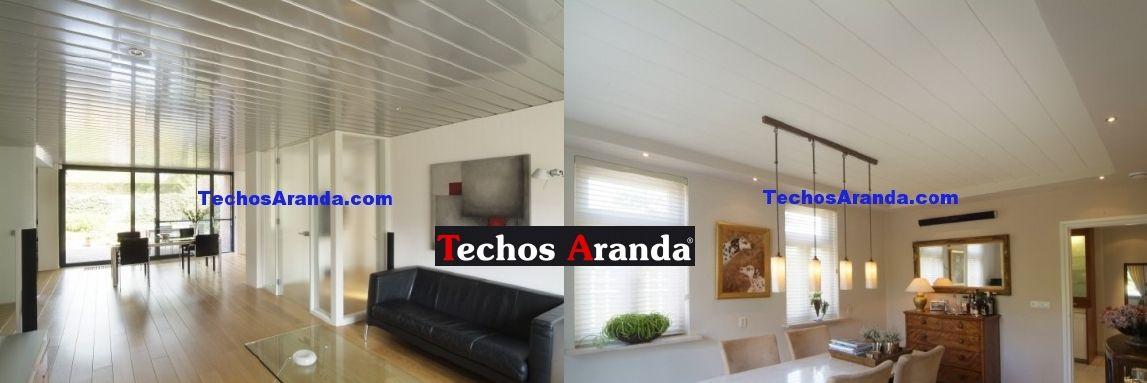 Venta de techos de aluminio en Tudela