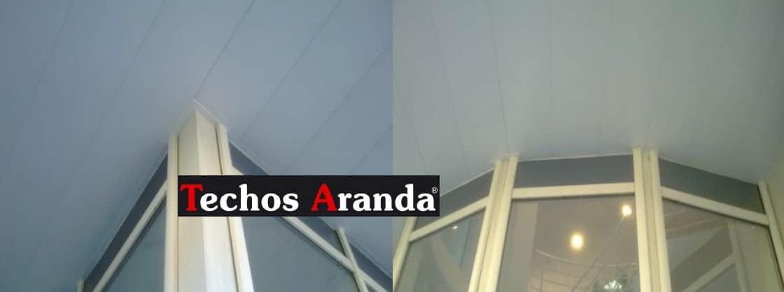 Venta de techos de aluminio en Zamora